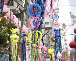 七夕 関西 イベント 2017