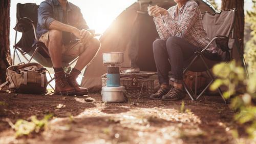 ゴールデンウィーク キャンプ 寒い