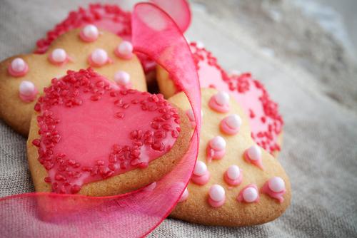 バレンタイン プレゼント 贈る 意味 お菓子 クッキー