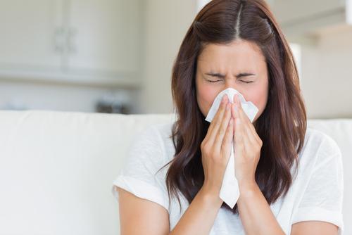 花粉症 夜 鼻水 眠れない 対策