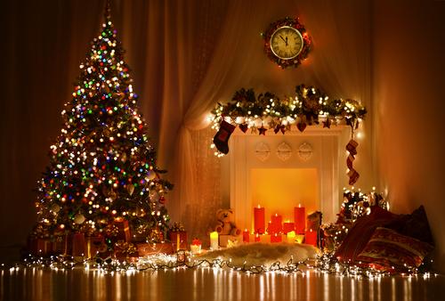 クリスマス イルミネーション 自宅 飾り方 初心者 電気代