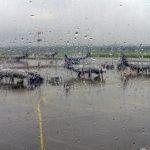 台風の影響!風速どれぐらいで飛行機は欠航になる基準はある?