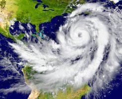 台風 通過 上陸 違い
