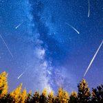 ペルセウス座流星群はいつ?2018!その方角と時期と時間
