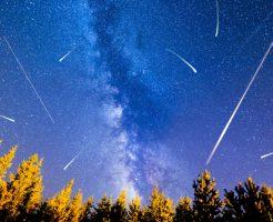 ペルセウス流星群 2017 方角