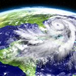 台風と台風がぶつかるとどうなる?合体して大きくなる?