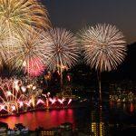 熱海の花火大会を船の上から観よう