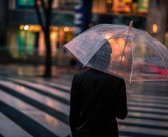 梅雨 スポット 東海