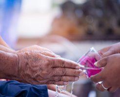 敬老の日 保育 導入