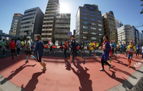 東京マラソン2018 参加資格