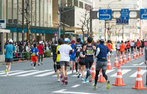 東京マラソン2018 放送