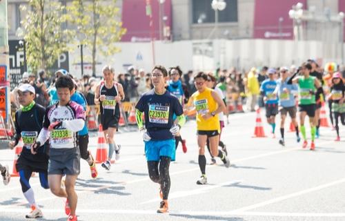 東京マラソン2018 種目