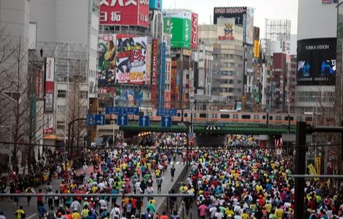 東京マラソン2018 選出方法