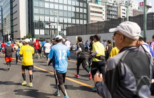 東京マラソン2018 選手