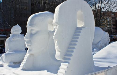 札幌雪祭り 見所スポット