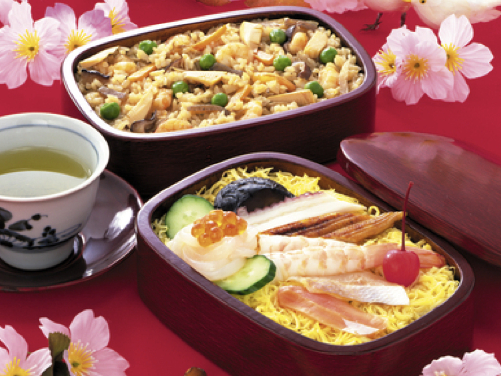 花見 弁当 レシピ