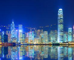 ゴールデンウィーク 香港 気候