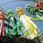 七夕に子供たちがお菓子をもらう決まりがある北海道