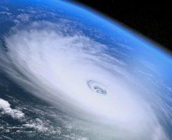 台風 赤道 なぜ