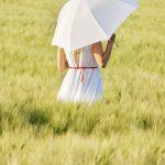 日傘の白と黒は紫外線カット法が違う!目的別の効果的な日傘の色!