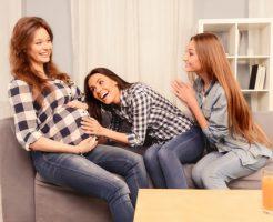 初夢 妊娠 出産 友達 他人